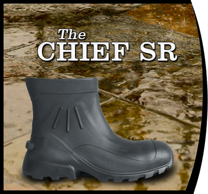 The Chief SR The Worlds Lightest Safety Boot